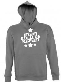Kapuzen Sweatshirt  bester Kollege der Welt