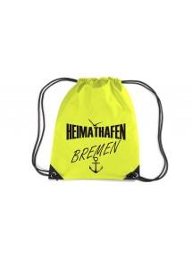 Premium Gymsac Heimathafen Bremen