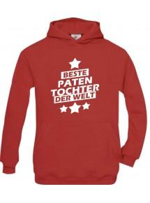 Kinder Kapuzenpullover beste Patentochter der Welt