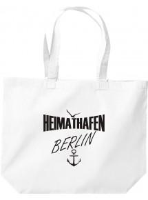 große Einkaufstasche, Shopper Heimathafen Berlin
