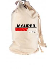 Seesack Maurer Loading