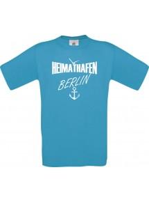 Kinder-Shirt Heimathafen Berlin kult Unisex T-Shirt, Größe 104-164