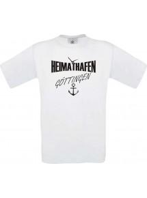 Kinder-Shirt Heimathafen Göttingen kult Unisex T-Shirt, Größe 104-164